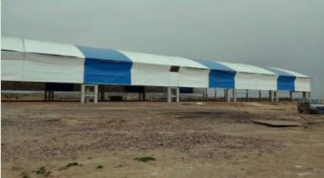 储煤棚膜结构工程(三)