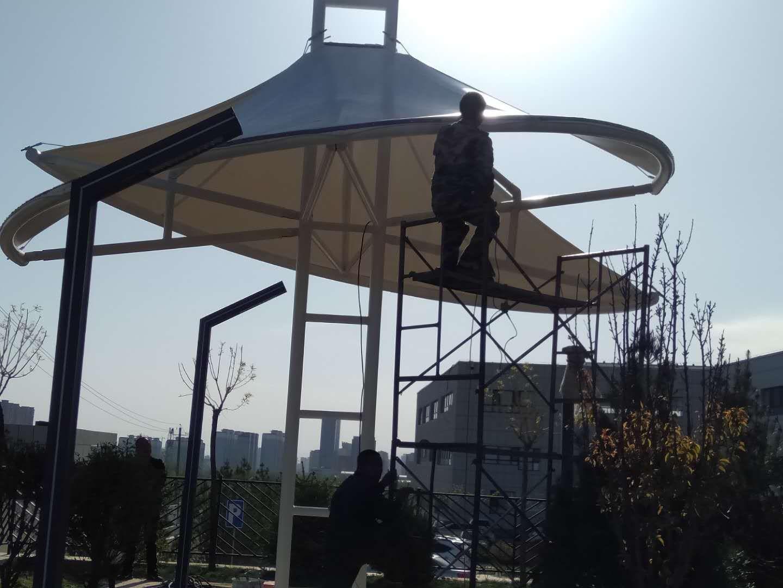 晋中市中小学生综合实践基地景观膜